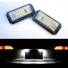 FEUX ECLAIRAGE PLAQUE LED BLANC XENON MINI R50 R53 2001-2006 PARK LANE JCW
