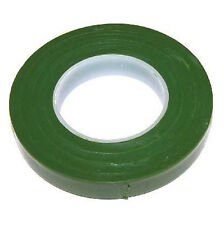 12 ROLLS OF GREEN FLORISTS PARAFILM WATERPROOF STRETCHABLE FLOWER STEM WRAP