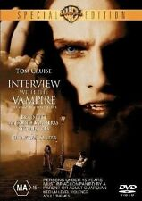 Interview With the Vampire DVD