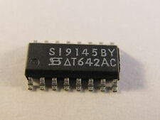 5 Stück SI9145BY VISHAY Low-Voltage  Switchmode  Controller SO16 - AE15/3077