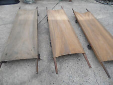 One Vintage WW 1 Era US Military Canvas/Wood Stretcher