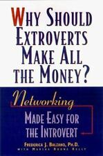 Why Should Extroverts Make All the Money?-ExLibrary
