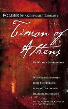 Timon of Athens by William Shakespeare and Paul Werstine (2006, Paperback)