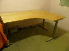 Large Study Office Desk - Corner Table - Great condition