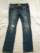 GORGEOUS CALIFORNIA DREAM SKINNY JEANS SZ 26 WOMENS WHOAU