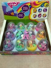 Lot 12pcs  My Little Pony Action Figures PVC Egg-shaped doll Model Toys B-93