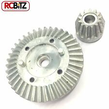 Axial SCX10 AX10 Standard Bevel gear Set 38t13t AX30392 Diff Crown Pinion Honcho