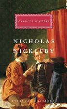 Nicholas Nickleby (Everyman's Library (Cloth))-ExLibrary