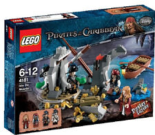 LEGO® Pirates of the Caribbean - Isla de la Muerta 4181 NEU & OVP