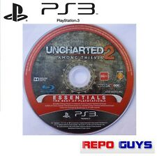 PS3 UNCHARTED: 2 AMONG THIEVES for PlayStation3 :DISC ONLY