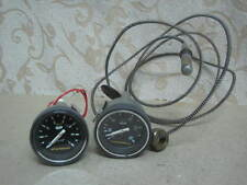 NOS SMITHS 52mm Classic FORD MG MINI Triumph OIL Pressure & Temperature Gauge