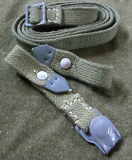 WWII GERMAN INFANTRY WAFFEN M31 GAS MASK CANISTER REPLACEMNT STRAP STRAPS