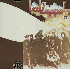 LED ZEPPELIN Led Zeppelin II Late 80s German issue of the 1969 9-track stereo LP