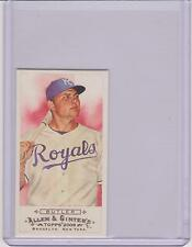 RARE 2009 ALLEN & GINTER BILLY BUTLER MINI SP SHORT PRINT CARD #337