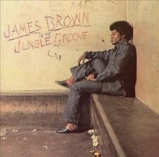 Brown, James In the Jungle Groove CD