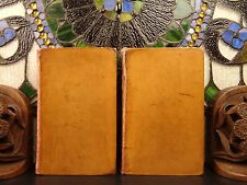 1787 Red Sea Arabia & Egypt Eyles Irwin Illustrated Voyages Atlas MAPS 2v SET