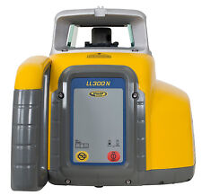 New Spectra Precision LL300N-8 Self Leveling Laser Level with HR320 Receiver