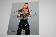 WWE WWF SHAWN MICHAELS HBK SIGNED AUTOGRAPHED 8X10 PHOTO WRESTLEMANIA POSE