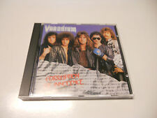 "Vanadium ""Corruption of innocence"" Rare Italian Hard Rock cd 1987"