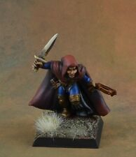 Painted Reaper Miniature Elf Thief with crossbow, character D&D pathfinder