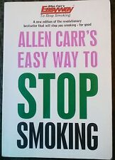 Easy Way To Stop Smoking Allen Carr Stop Nicotine Tobacco Cigarette Addiction!