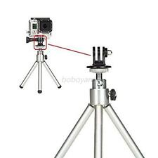 For Go Pro HD Hero Camera Tripod Black PC Adapter Accessories Kit Tripod Monopod