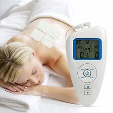 Electrical Stimulation Massage Tens Massager Machine Muscle Therapy Pain Relief