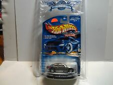 Hot Wheels Final Run Chrome BMW 850i w/Real Riders