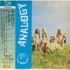 ANALOGY Analogy SHM Japanese ed. CD  italian prog