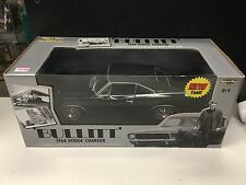 2002 Ertl Collectibles American Muscle 1968 Dodge Charger BULLITT Steve McQueen