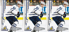 2010-11 PINNACLE LOT 3x NAZEM KADRI RC #202