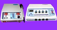Combo Ultrasound Therapy Electrotherapy Ultrasound Unit Treatment Pain Relief 33