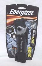 Energizer Hard Case Professional Swivel Head Flashlight 2AA Batteries Light NEW