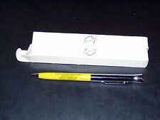 """Garland Ball Point Pen"" Union Pacific Railroad ~ Kansas Division Safety Hotline"