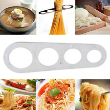Stainless Steel Metal Spaghetti Measurer Pasta Noodle Measure Cook Kitchen Tools