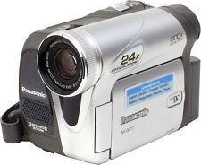 PANASONIC NV-GS17 CAMCORDER MINI DV DIGITAL TAPE VIDEO CAMERA GS17EB