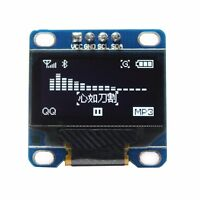 "0.96"" I2C IIC OLED LCD LED Module Serial 128X64 for Arduino 51 MSP420 STIM32"