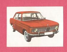 BMW 1800 - 1964 Car Jacques Chocolate Card from Belgium #169