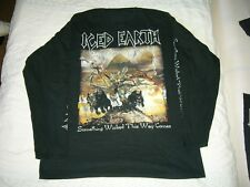 ICED EARTH – very rare original 1998 SOMETHING WICKED… Longsleeve! Metal Church