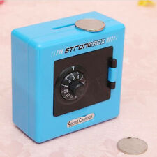 Plastic Combination Safe Piggy Bank Toy Money Cash Savings Stash Lock Toy Gifts