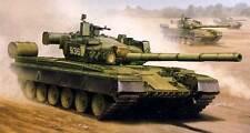 Trumpeter Soviético Rusos T-80B MBT + Fiebre del grabado & Calcomanía 1:35