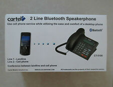 Office Phone Caller ID Speakerphone Conference with bluetooth