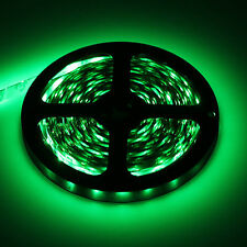 5M 300LED 12V Car Motor Vehicle Flexible Waterproof Strip Lamp Light Green