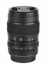 60mm f/2.8 2:1 Super Macro lens for Canon 1200D 1000D 750D 7D 5D III 6D EF Mount