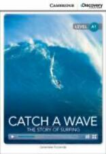 Catch a Wave: the Story of Surfing Beginning Book with Online Access by...