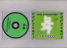 Gigi D'AGOSTINO-THE RIDDLE Remix