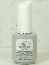 IBD Just Gel Polish LED/UV Top Coat 15ml/0.5fl.oz