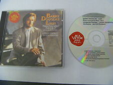 0035628791627 RCA RED SEAL LABEL BARRY DOUGLAS LISZT PIANO CONCERTOS CD
