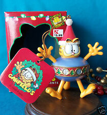 Paws 20 years of Garfield Ornament 1996 Garfield as a Christmas Ornament