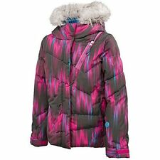 Spyder Girls Ski Snowboarding Hottie Jacket, Size 20 (Girl's), Fits Women's S/M